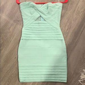 Mini dress size small